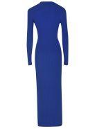 Jacquemus Slim-fit Buttoned Dress - Blue
