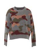 360 Sweater Ashton Sweater - Multicolor