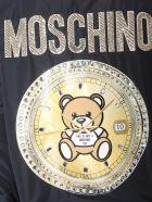 Moschino Bomber With Teddy Bear - NERO
