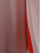 Y/Project Y/project Contrast Lining Skirt - PINK
