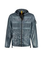 Moncler Peeve Technical Fabric Hooded Jacket - blue