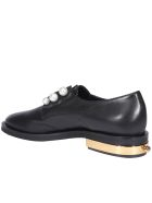 Coliac Fernanda Lace Up Shoes - Black
