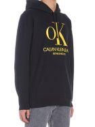Calvin Klein 'ck' Hoodie - Black