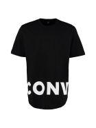 Converse Oversize Cotton T-shirt - black