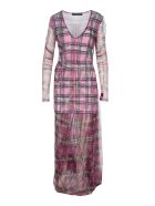 Y/project Dresses Y/PROJECT TULLE PLAID DRESS