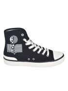 Isabel Marant Hi-cut Logo Sneakers - Nera