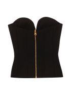 Versace Corset Top - black