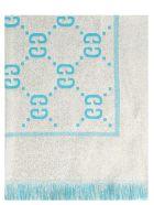 Gucci Scarf - Light blue