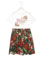 Dolce & Gabbana 'd&g' Dress - Multicolor