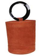 Simon Miller Simon Miller Bonsai Bucket Bag - Rust
