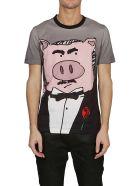 Dolce & Gabbana Sicily Pig T-shirt - Multicolor