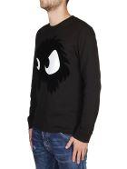 McQ Alexander McQueen Print Sweatshirt - Black