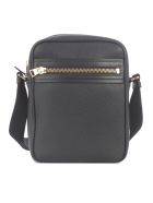 Tom Ford Logo Shoulder Bag - Blk Black