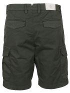 Eleventy Slim-fit Shorts - Green