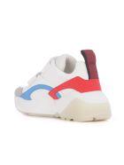 Stella McCartney Eclypse 45 Chunky Velcro Sneakers - White Multi
