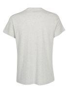 Balmain T-shirt - Blanc/multico