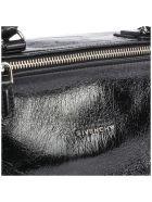 Givenchy  Leather Handbag Shopping Bag Purse Pandora Small - Nero