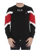 Philipp Plein Sweatshirt - Black/red