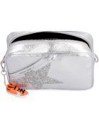 Golden Goose Star Bag Leather Camera Bag - Silver