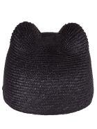 Maison Michel Hat - Black