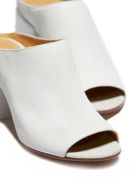 MM6 Maison Margiela Flat Shoes - Bianco