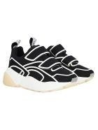 Stella McCartney Eclypse Sneakers - BLACK +  WHITE