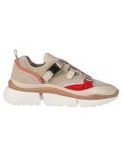 Chloé Running Western Sneakers - Light eucalyptus