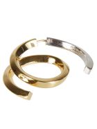 Acne Studios Metallic Earring - Gold