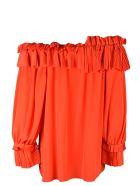 Parosh Poterex Blouse - Red