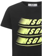 MSGM Kids T-shirt - Black