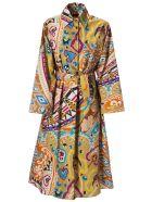 Etro Aztec Print Shirt Dress - Basic