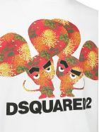 Dsquared2 T-shrit - White
