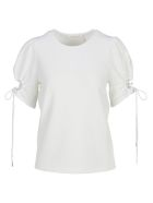 See by Chloé See By Chloe' Top Hole - White
