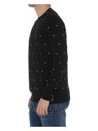 Fendi Bag Bugs Sweater - Black
