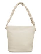 Nico Giani Adenia Leather Tote - White