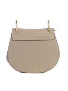 Chloé Drew Mini Shoulder Bag - W Motty Grey