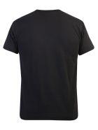 Comme des Garçons Play Printed Cotton T-shirt - Black