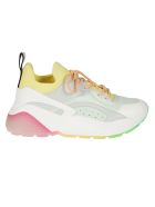 Stella McCartney Eclypse Pastel Sneakers - Azu/min/wht/cit/wg/b