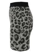 Alberta Ferretti Skirt - Leopard