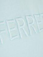 Alberta Ferretti Embroidered Logo T-shirt - Basic