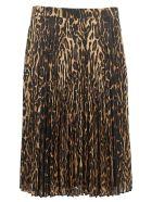 Burberry Rersby Skirt - Dark mustard