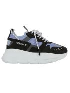 Versace Chain Reaction Sneakers - Nero/preppy/grigio