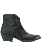 Golden Goose Boots Young - Black