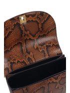 Rebecca Minkoff Love Too Shoulder Bag In Brown Leather - brown