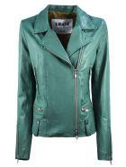 S.W.O.R.D 6.6.44 Green Biker Jacket - Verde