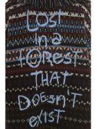 Alanui 'lost In Forest' Cardigan - Multicolore