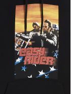 Marcelo Burlon 'easy Rider' Hoodie - Black