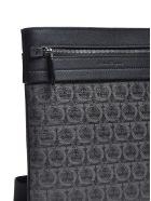 Salvatore Ferragamo Shoulder Bag - Nero/grigio