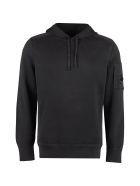 C.P. Company Ribbed Crew-neck Sweater - black