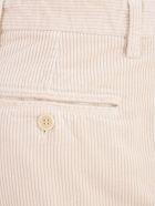 Aspesi Pants Velvet - Burro